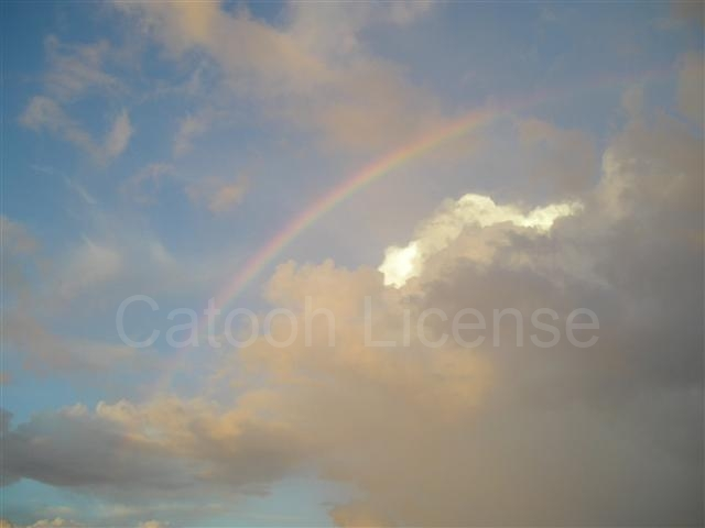 Satellite earth station removal Mark Erney pictures and images Caribbean Nederlands Dutch Antilles island Bonaire rainbow Pic 12