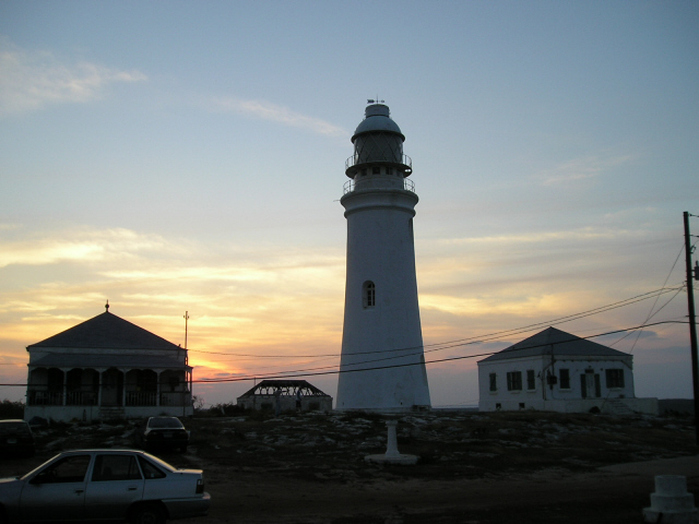 San Salvador Lighthouse Picture 1