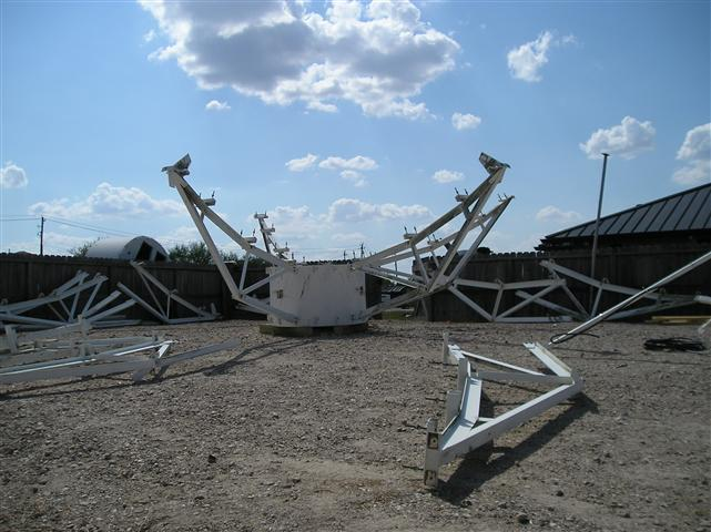 Satellite Earth Station Teleport Removal Dish Shipping Pictures Images by Mark Erney 17